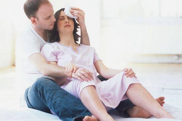Беременность и роды: дыхание при родах