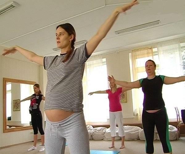 Беременность 5 месяцев : как выглядит