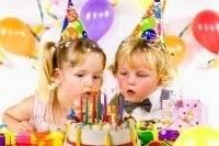 Лучшие блюда для детей на День Рождения