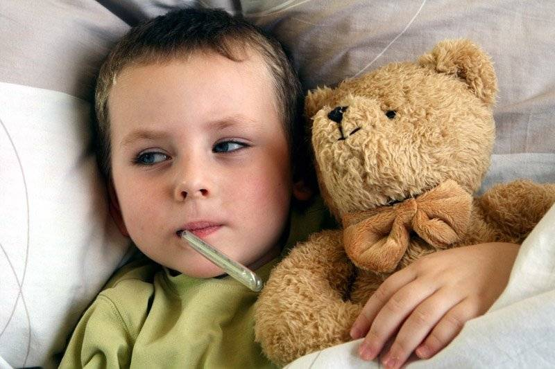 Головная боль, рвота, температура у ребенка
